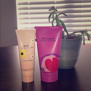 Marc Jacobs Oh Lola and Daisy Body Lotions